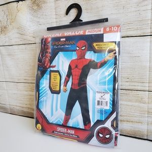 NWT Marvel Spider-Man Costume
